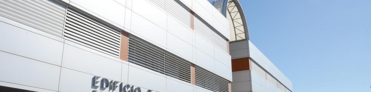 Edificio Torres Quevedo. EINA